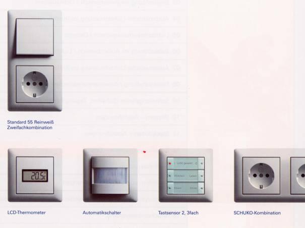 gira standard 55 ss62 hitoiro. Black Bedroom Furniture Sets. Home Design Ideas